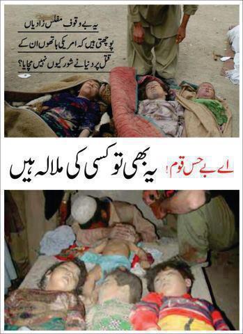 Just ordinary Pakistanis....